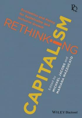 Cover for Rethinking Capitalism