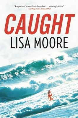 Cover for Caught