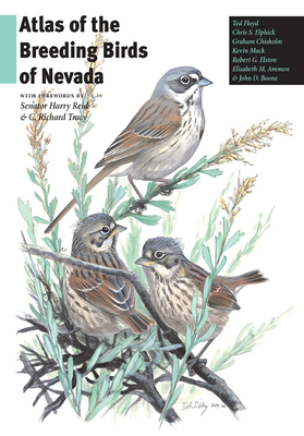 Atlas of the Breeding Birds of Nevada Cover