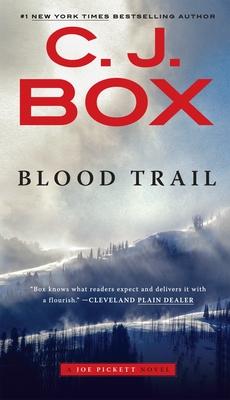 Blood Trail (A Joe Pickett Novel #8) Cover Image