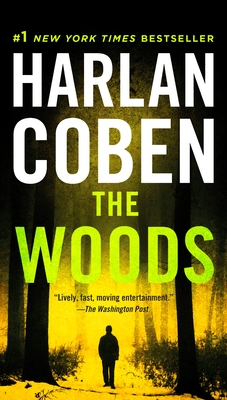 The Woods: A Suspense Thriller Cover Image