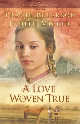 A Love Woven True Cover