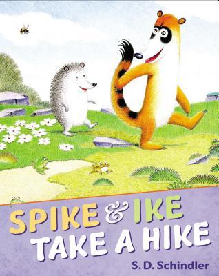 Spike & Ike Take a Hike Cover