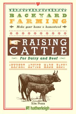Backyard Farming: Raising Cattle for Dairy and Beef Cover Image