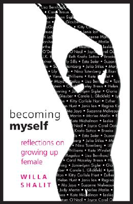 Cover for Becoming Myself