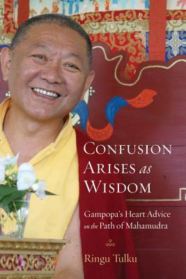 Confusion Arises as Wisdom: Gampopa's Heart Advice on the Path of Mahamudra Cover Image