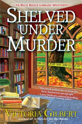 Cover for Shelved Under Murder