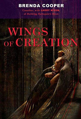 Cover for Wings of Creation