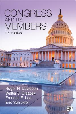 Congress and Its Members Cover Image