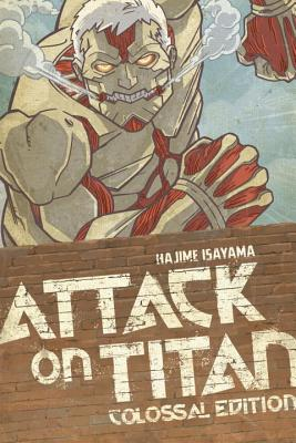 Attack on Titan: Colossal Edition 3 cover image