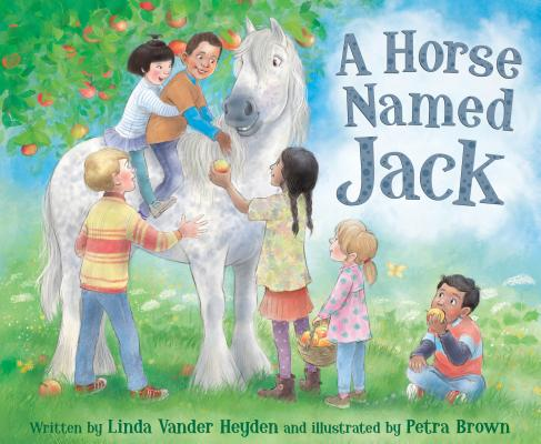 Cover for A Horse Named Jack