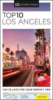 DK Eyewitness Top 10 Los Angeles (Pocket Travel Guide) Cover Image