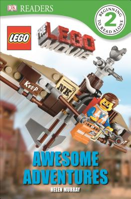 DK Readers L2: The LEGO Movie: Awesome Adventures (DK Readers Level 2) Cover Image