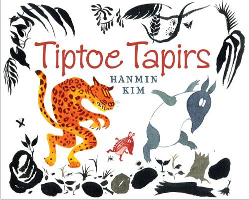 Cover for Tiptoe Tapirs