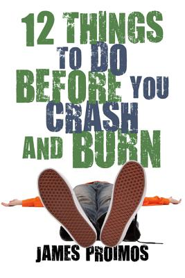 12 Things to Do Before You Crash and Burn Cover