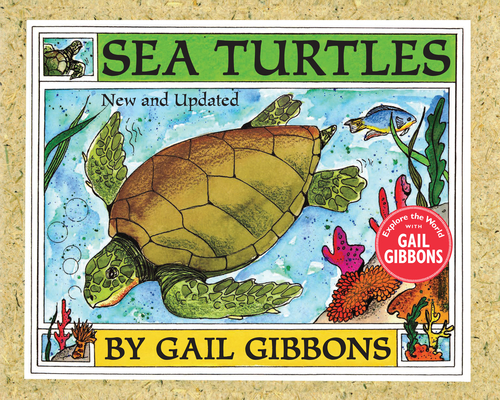 Cover for Sea Turtles (New & Updated Edition)