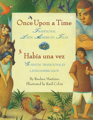Once Upon a Time/Habia Una Vez Cover