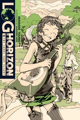 Log Horizon, Volume 8 Cover