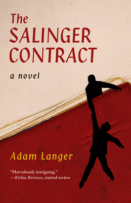 Cover for The Salinger Contract