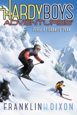 Cover for Peril at Granite Peak (Hardy Boys Adventures #5)