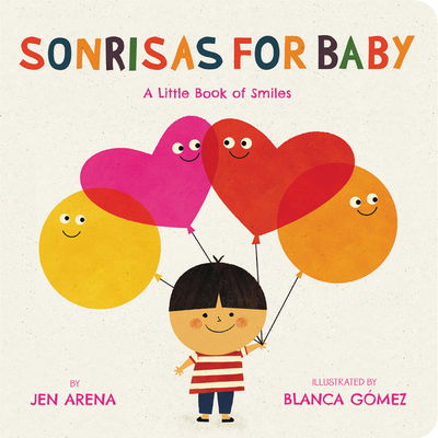 Sonrisas for Baby: A Little Book of Smiles Cover Image