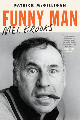Funny Man: Mel Brooks Cover Image