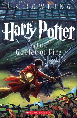 Harry Potter and the Goblet of Fire (Book 4) Cover Image
