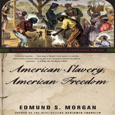 American Slavery, American Freedom Cover Image