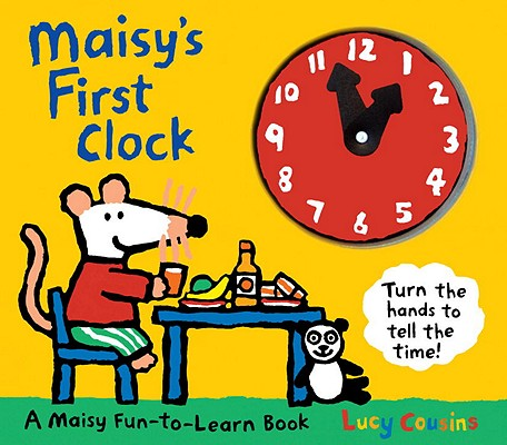 Maisy's First Clock Cover