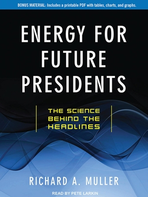 Energy for Future Presidents Cover