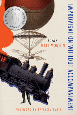 Improvisation Without Accompaniment (New Poets of America #44) Cover Image