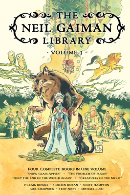 The Neil Gaiman Library Volume 3 Cover Image