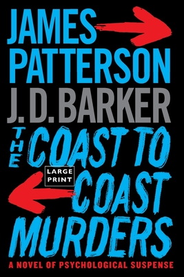 The Coast-to-Coast Murders Cover Image