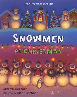 Snowmen at Christmas Cover