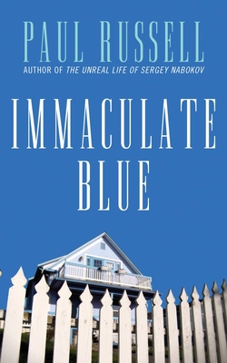 Immaculate Blue: A Beautiful and Captivating Novel About Love, Friendship and the Passing of Time Cover Image