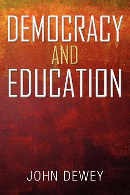 Democracy and Education Cover