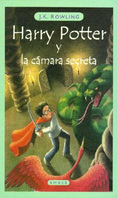 Harry Potter y la Camara Secreta = Harry Potter and the Chamber of Secrets Cover Image