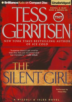 The Silent Girl: A Rizzoli & Isles Novel Cover Image