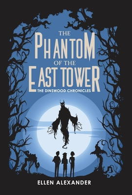 Cover for The Phantom of the East Tower