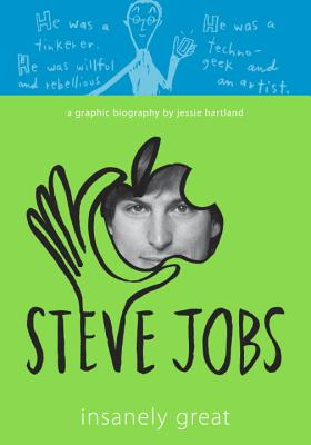 Steve Jobs: Insanely Great Cover Image
