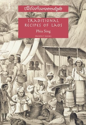 Traditional Recipes of Laos Cover Image