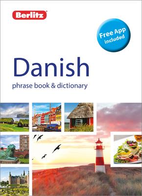 Berlitz Phrase Book & Dictionary Danish (Bilingual Dictionary) Cover Image