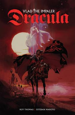 Dracula: Vlad the Impaler Cover Image