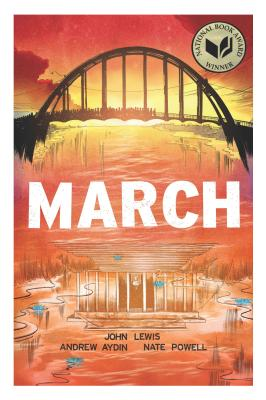 March (Trilogy Slipcase Set) Cover Image