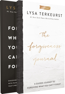 Forgiving What You Can't Forget with the Forgiveness Journal Cover Image