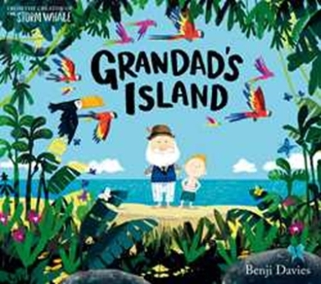 Cover for Grandad's Island