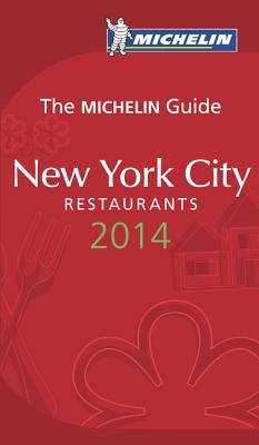 Michelin Guide New York City Restaurants Cover
