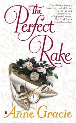 Cover for The Perfect Rake (Merridew Series #1)