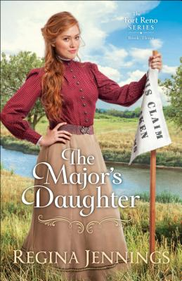 The Major's Daughter (Fort Reno #3) Cover Image