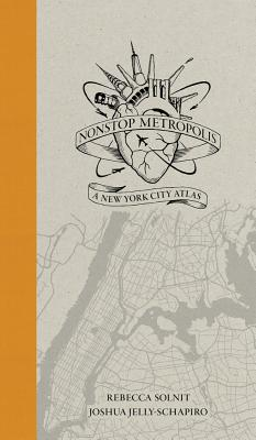 Nonstop Metropolis: A New York City Atlas Cover Image